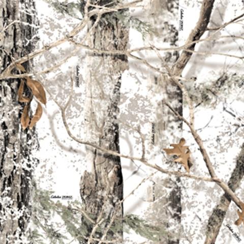冬季树林迷彩