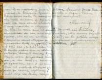 1912 письмо Алеши Ильинского Александру Левда 3_2 Кременчуг010