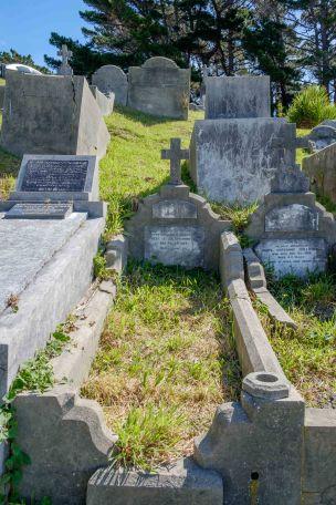 Dalo Gaurio's grave - before photo