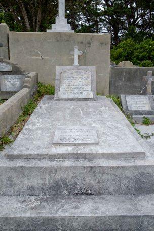 Timothy Callanan's grave