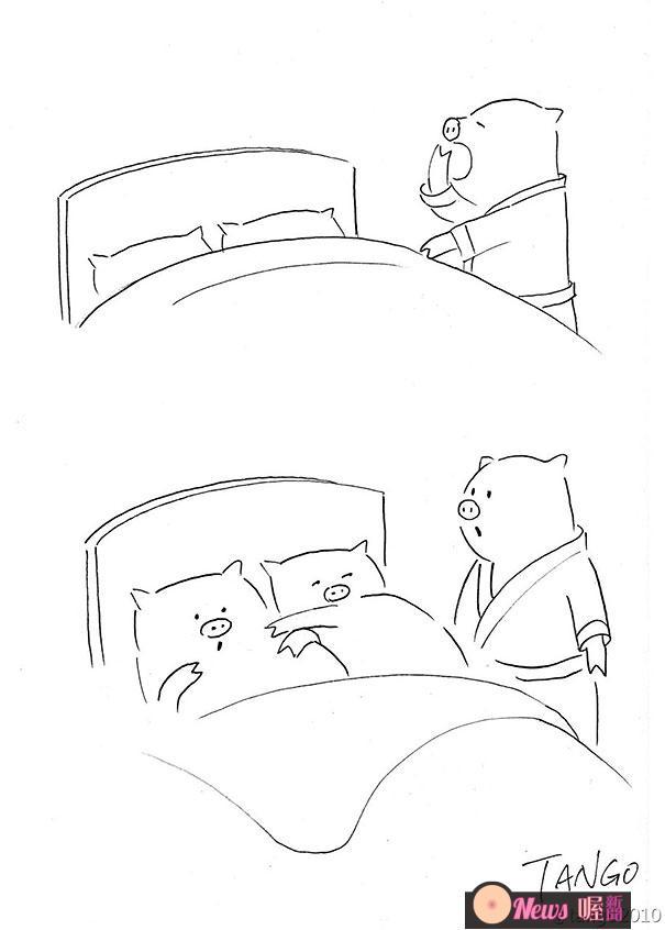 怪梗漫畫4