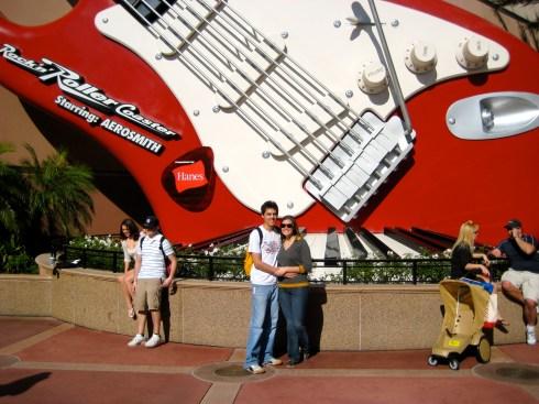 Rockin' Rollercoaster in 2008