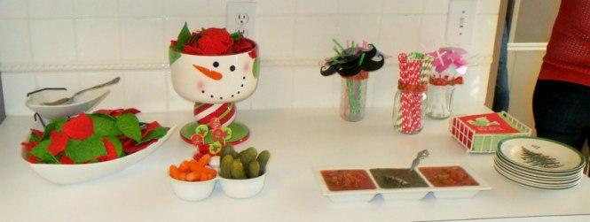10 Christmas Gender Reveal Food