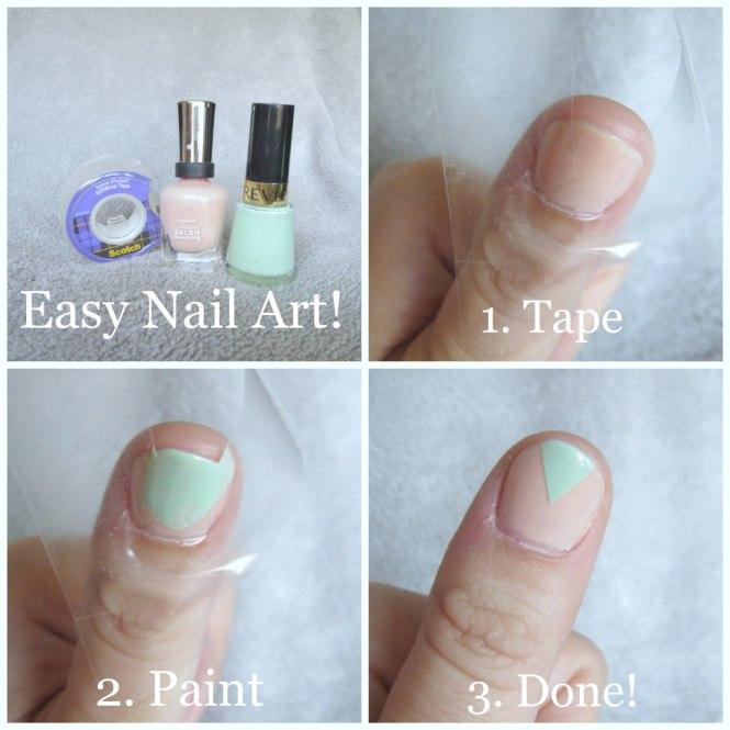 Easy Nail Art 7