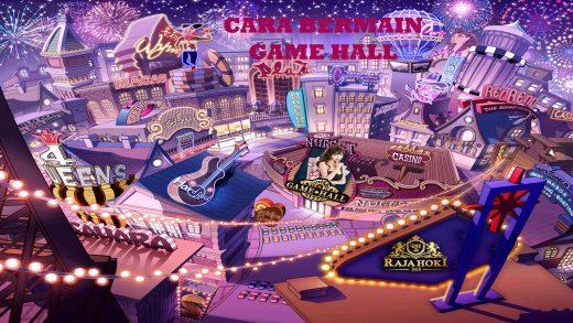 Bermain Game Hall 777 Slot Rajahoki365