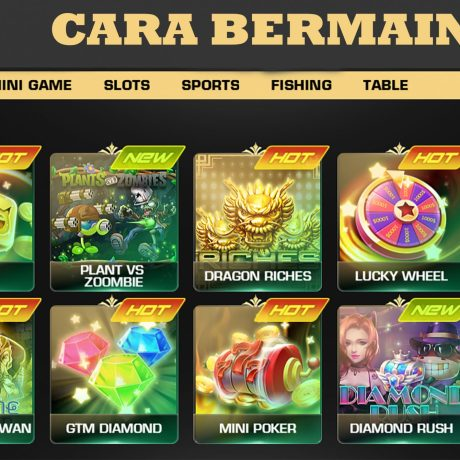 Bermain Mimi Gaming di Rajahoki365