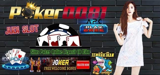 Poker Online Indonesia Via Ovo