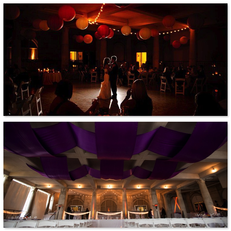 I bet you are wondering who was responsible for that incredible wedding lighting designu2026 donu0027t worry I have you covered! We adore the work and lighting ... & Setting the Mood: The Importance of Wedding Lighting azcodes.com