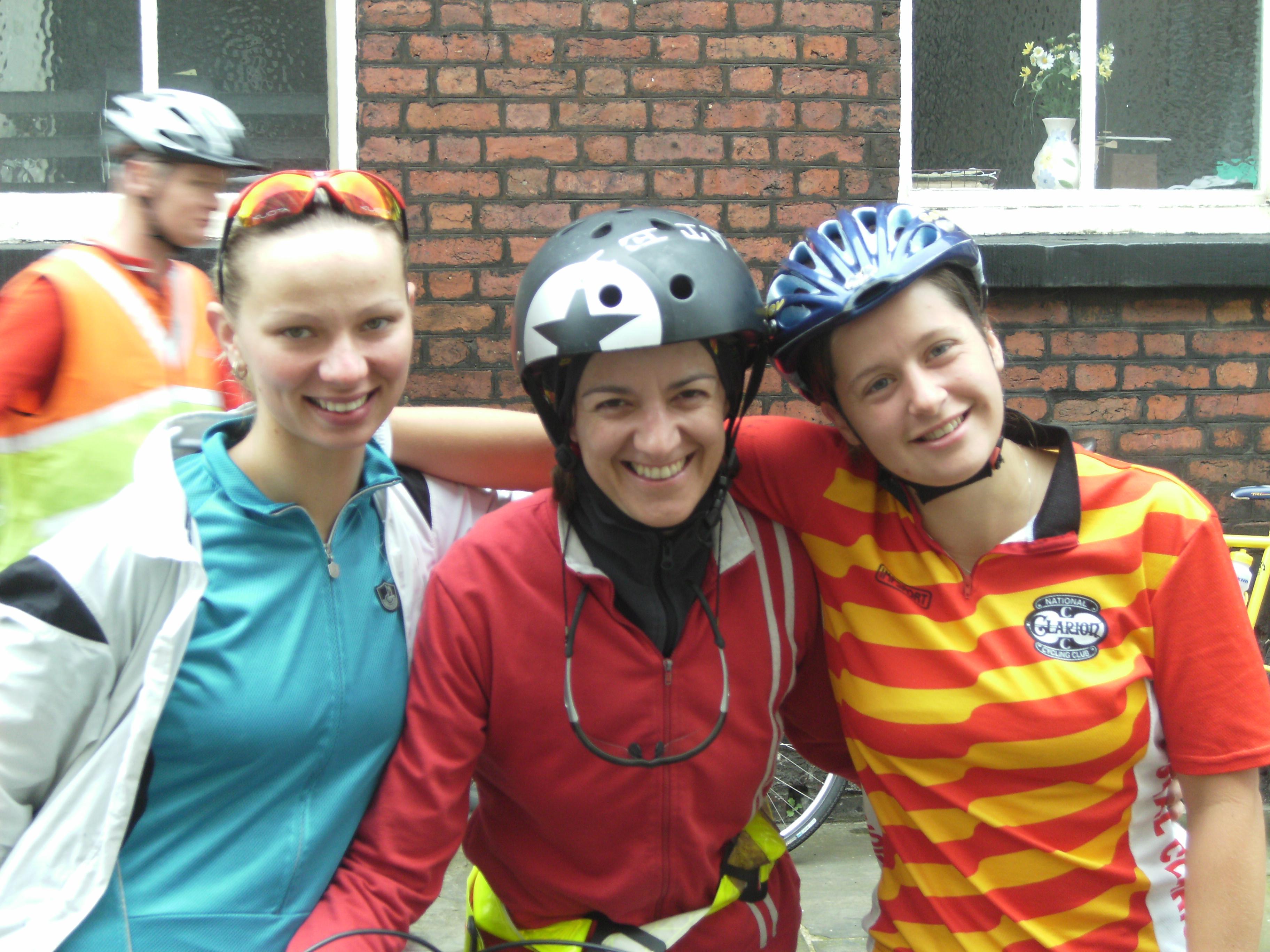 Natasha, Anna and Ruth