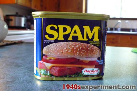 Spam Spam Spam Spam- everybody loves Spam.. (1/3)