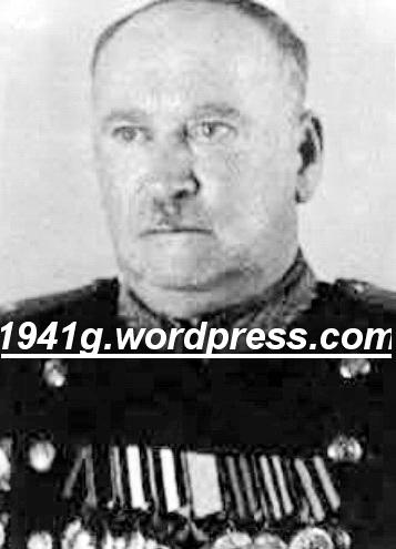 ПОТАПОВ Сергей Степанович (1900-1957)   Информационный сайт 2