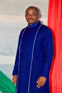 Pastor David A. Taiwo