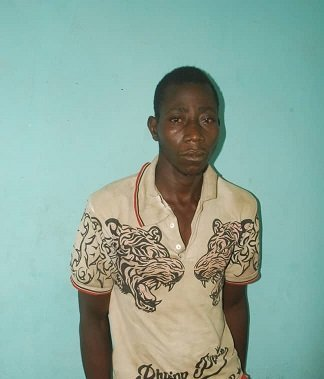 A 25- year- old man Ezekiel Yunana is in police custody for raping a 85- year- old grandmother in Rafi local government area of Niger state.