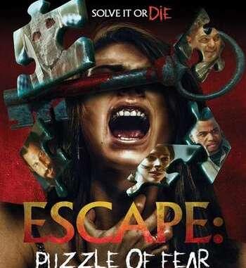 Escape Puzzle of Fear (2020)