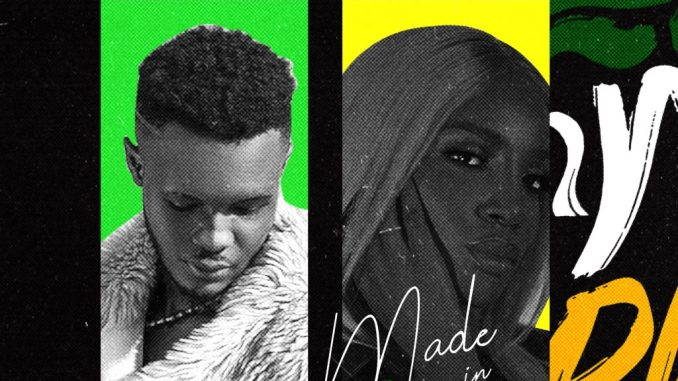 Molazz Ft Seyi Shay – Made In Africa Remix