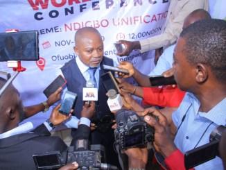 Dr Paul Okoye