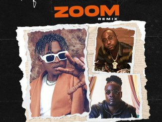 Cheque ft DaVido x Wale – ZOOM (Remix)