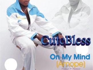 CUTEBLESS – On My Mind (Amope)