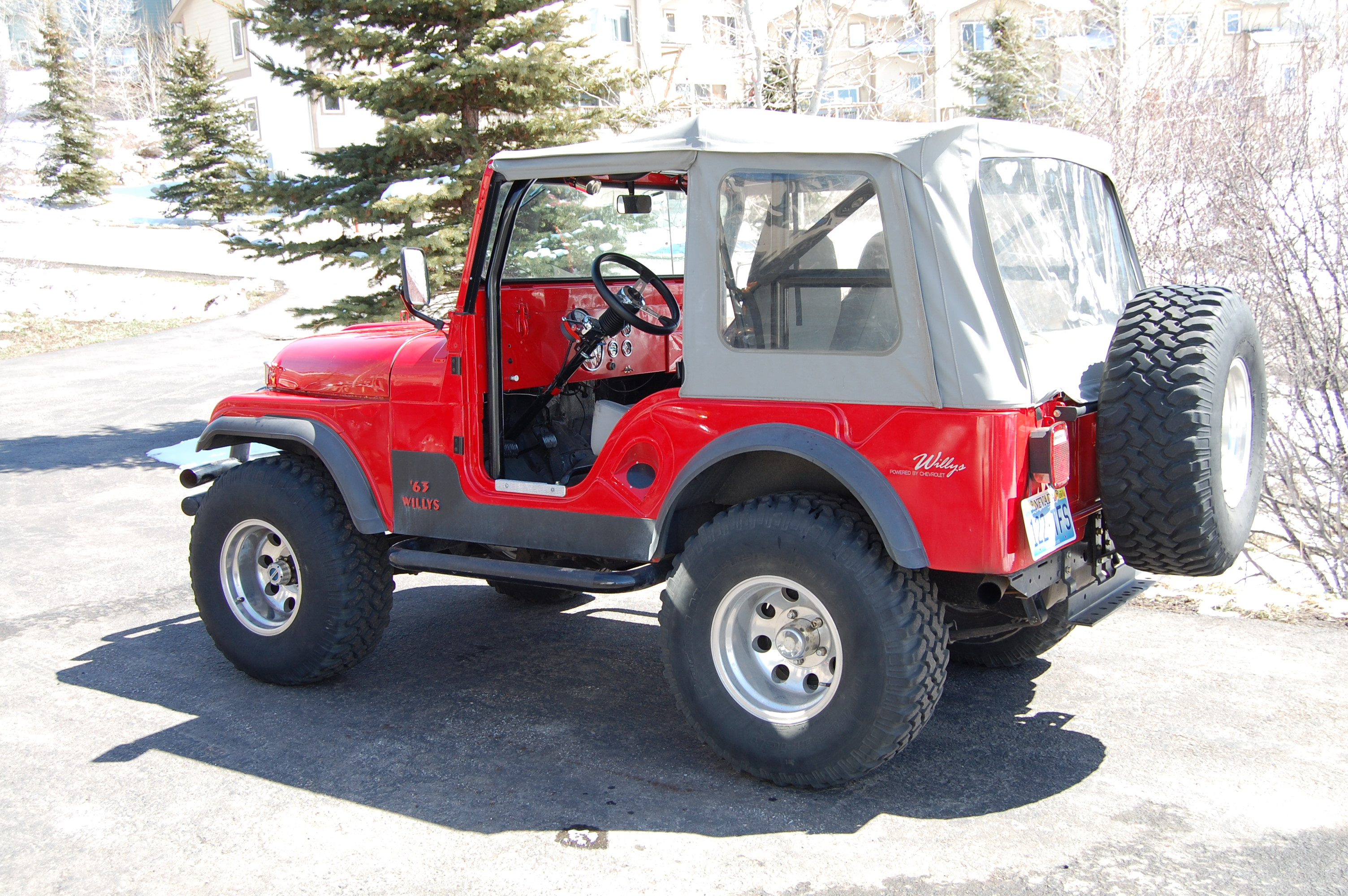 1963 Willys Jeep 39 For Sale 1963 Willys Jeep