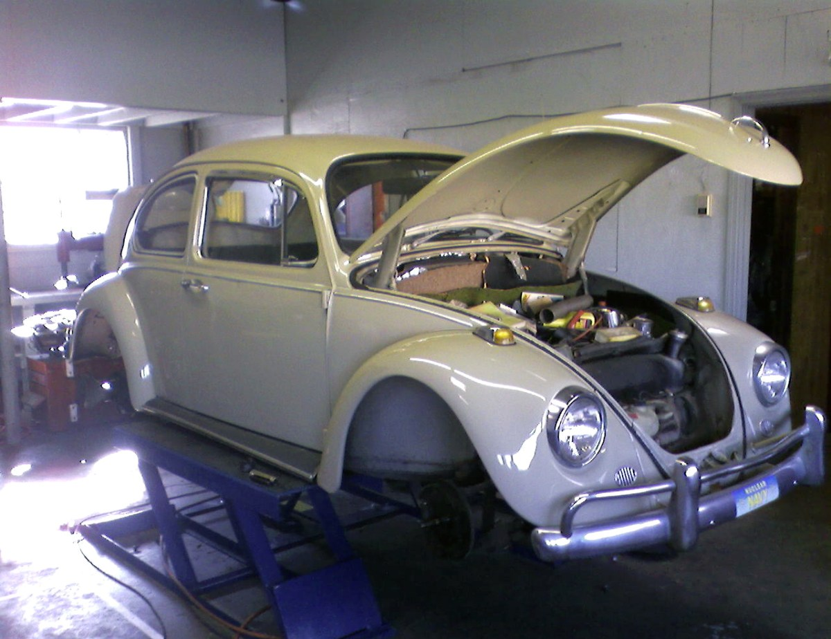 From The Archives  U2014  U201967 Restoration Tips  U2013 1967 Vw Beetle