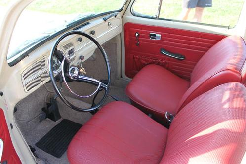 SOLD — L620 Savanna Beige '67 Beetle – 1967 VW Beetle
