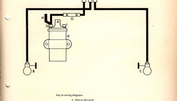 66 and 67 vw beetle wiring diagram 1967 vw beetle reverse light wiring diagram