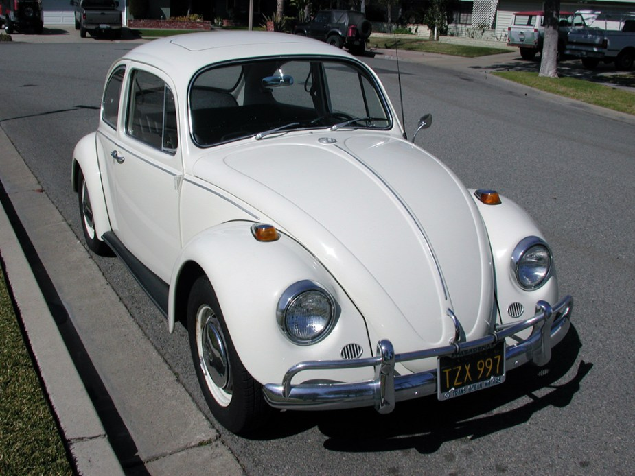 Featured '67 Beetle — Greg Minuskin