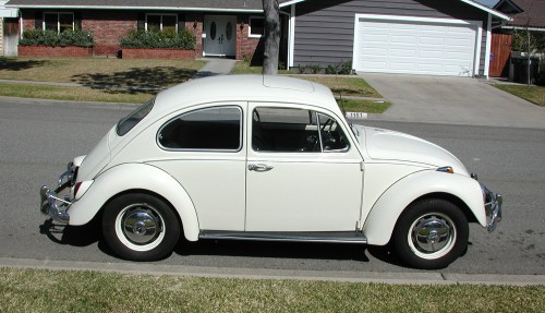 Featured '67 Beetle — Greg Minuskin