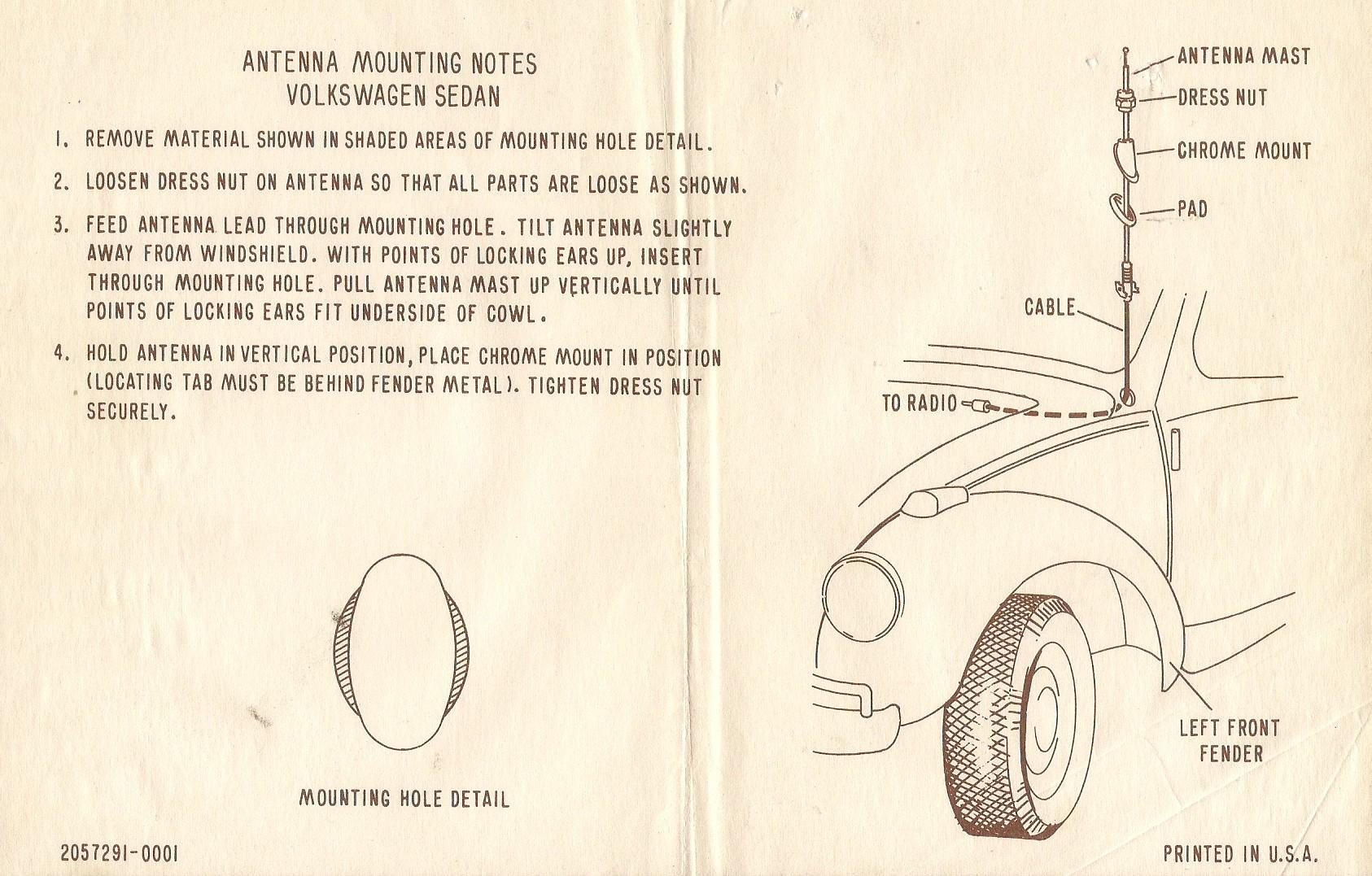 Bendix Wiring Schematic Diagram Electronic Kt76a 67 Volkswagen Beetle Am Sapphire V Radio 1967 Vw Beetlerh1967beetle At Selfit