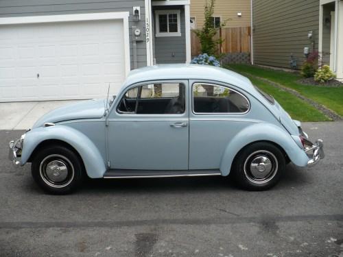 Featured '67 Beetle — Jaime Muñana