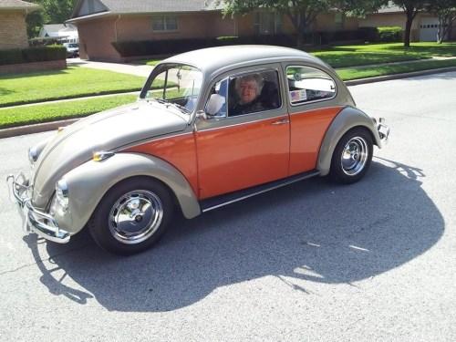 '67 Volkswagen Beetle —