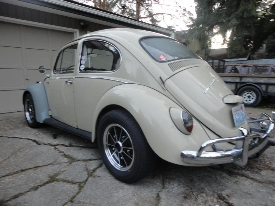 Featured '67 Beetle — James Weber