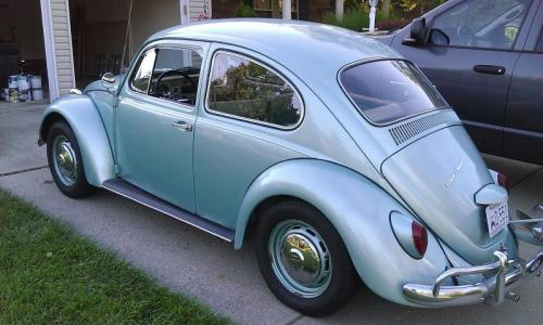 Featured '67 Beetle — Darryl