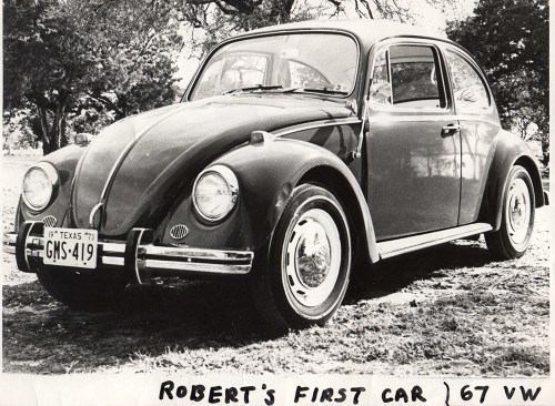 Featured '67 Beetle — Robert Blake