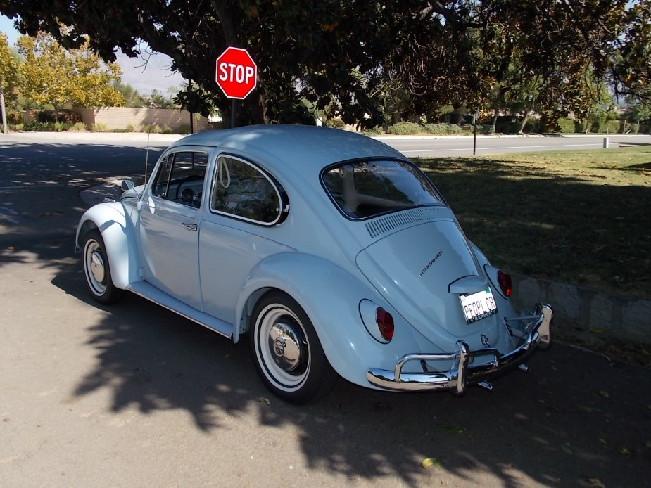 Featured '67 Beetle — Gary Beck