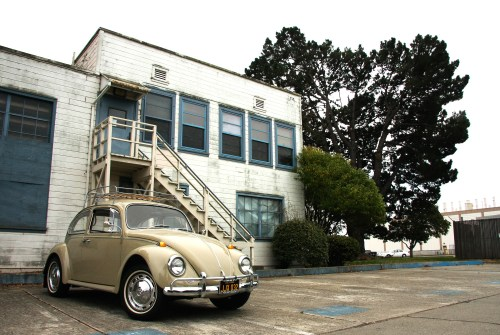 Featured '67 Beetle — Eric Shoemaker