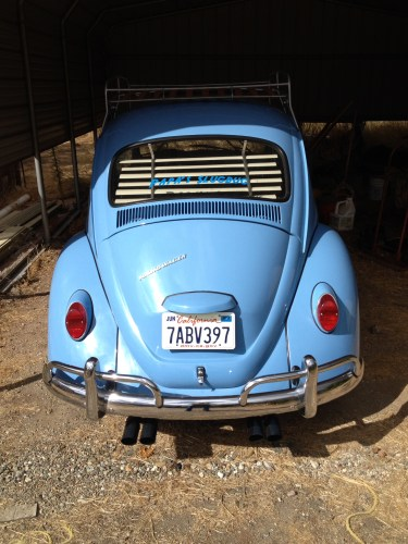 Featured '67 Beetle — Richard Diaz