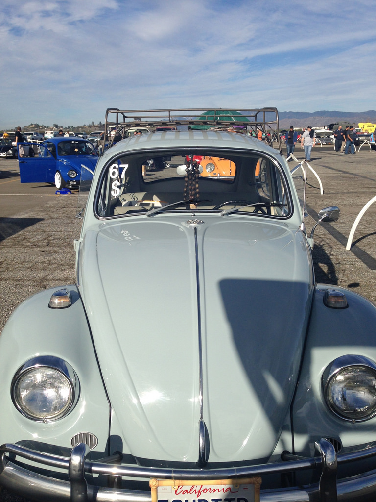 For Sale — L639 Zenith Blue '67 Beetle