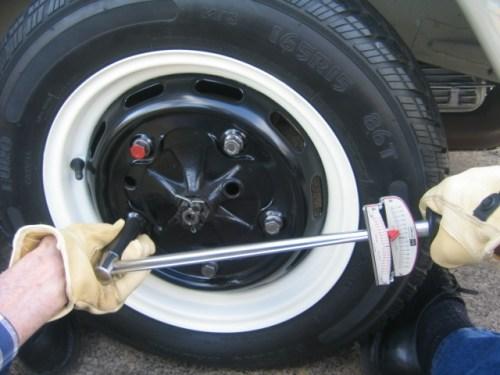 '67 Volkswagen Beetle — Stripped Threads