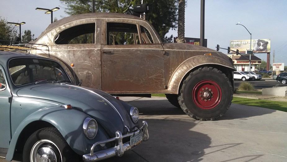 '67 Volkswagen Beetle — Big & Small