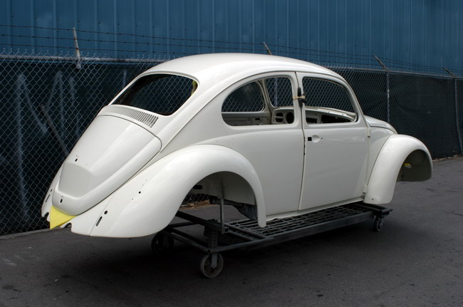 Featured '67 Beetle — Lenny Copp