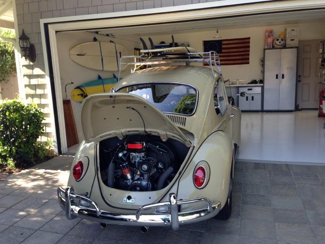 Featured '67 Beetle — Jack Hibbs