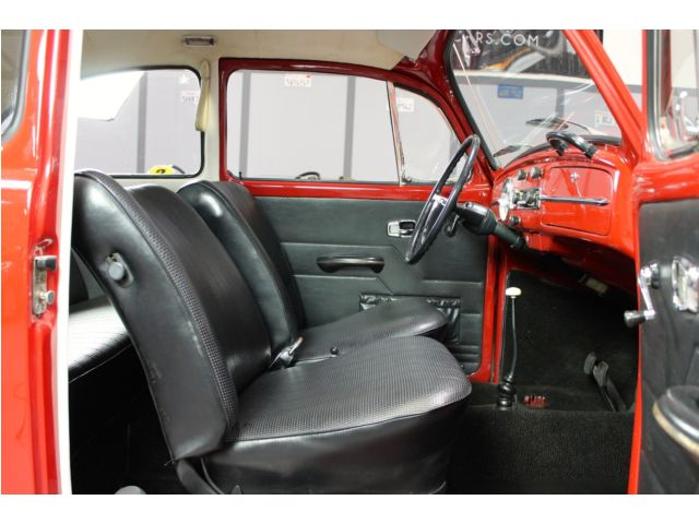 FOR SALE — L456 Ruby Red '67 Beetle