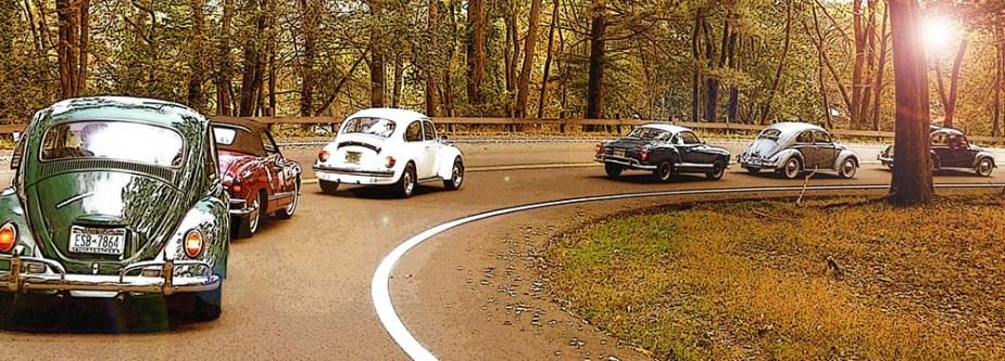 Preparing For a Vintage Volkswagen Cruise