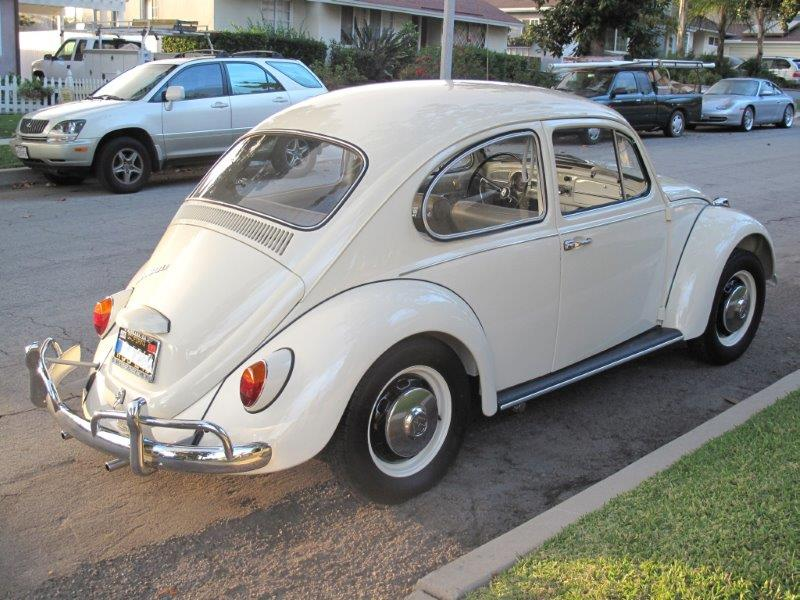 Chris Vallone's Euro '67 Beetle