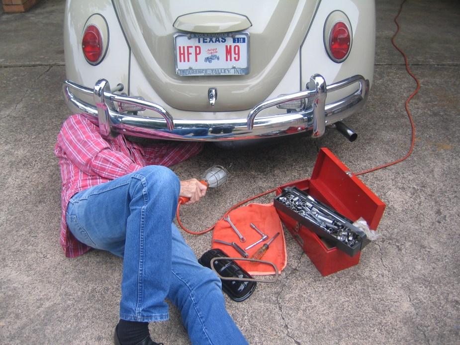 Challenges of Vintage Car Ownership
