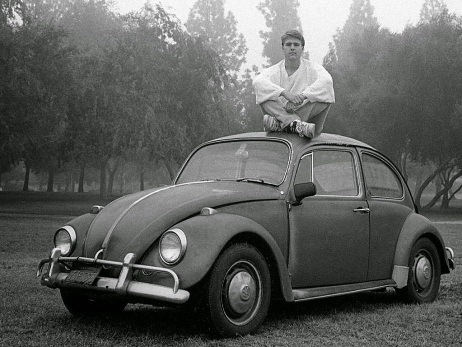 Jim Lafflam's '67 Beetle