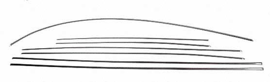 FOR SALE – Genuine '67 Beetle Chrome Trim
