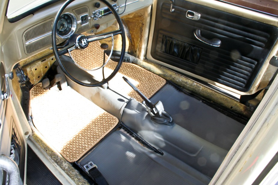 For Sale – '67 Beetle CoCo Mats