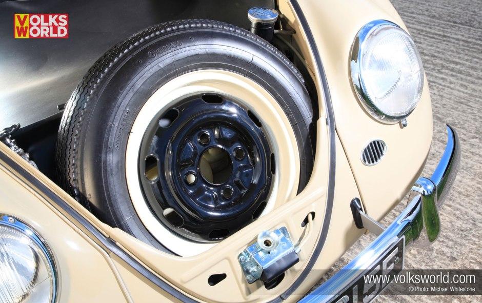 Rob Evans '67 RHD '67 Beetle